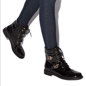 ShoeDazzle Shoes - Combat Boots